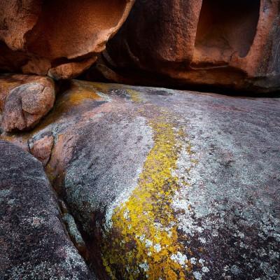 Freycinet Tasmania, caves