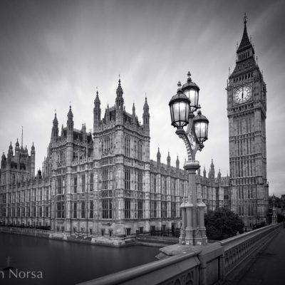House of Parliament Big Ben London