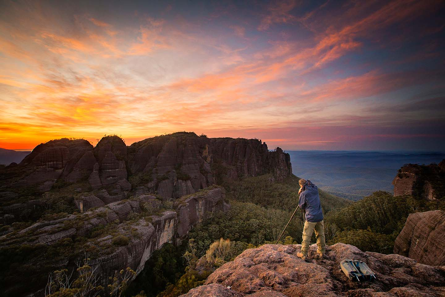 budawangs,ben norsa,sunrise,photographer